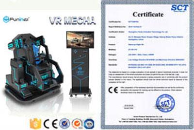 CE Of VR Mecha Simulator