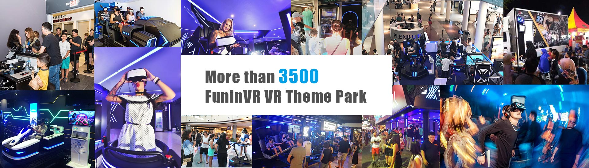 FuninVR 7D Interactive Cinema