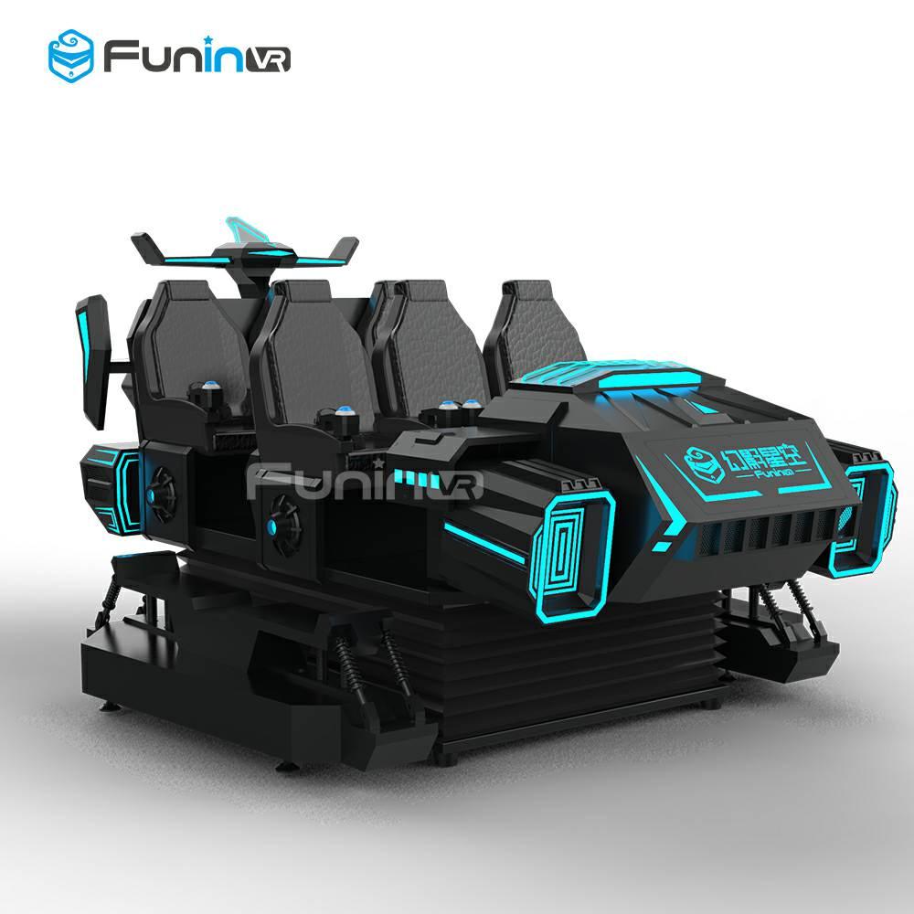 6 seats VR machine-1