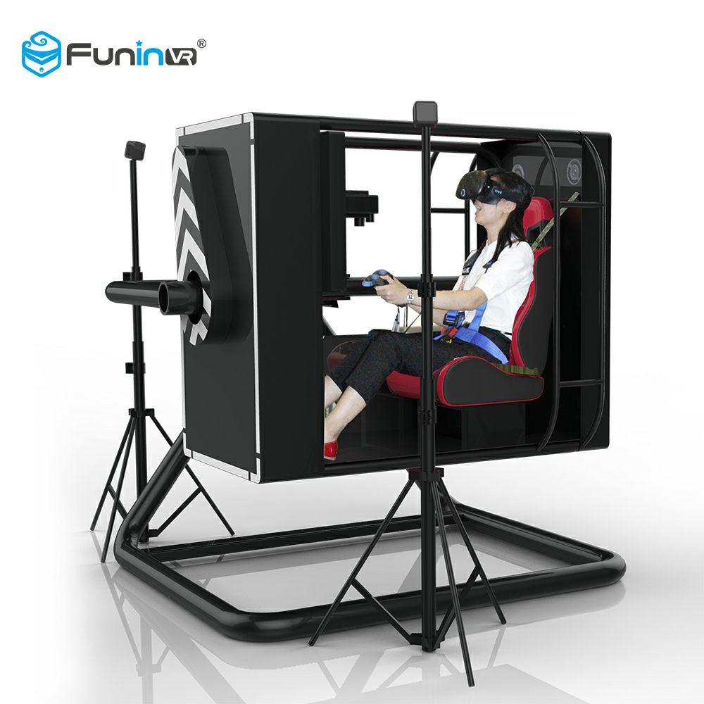 FuninVR 9D Virtual Reality 720 Degree Flight VR Simulator