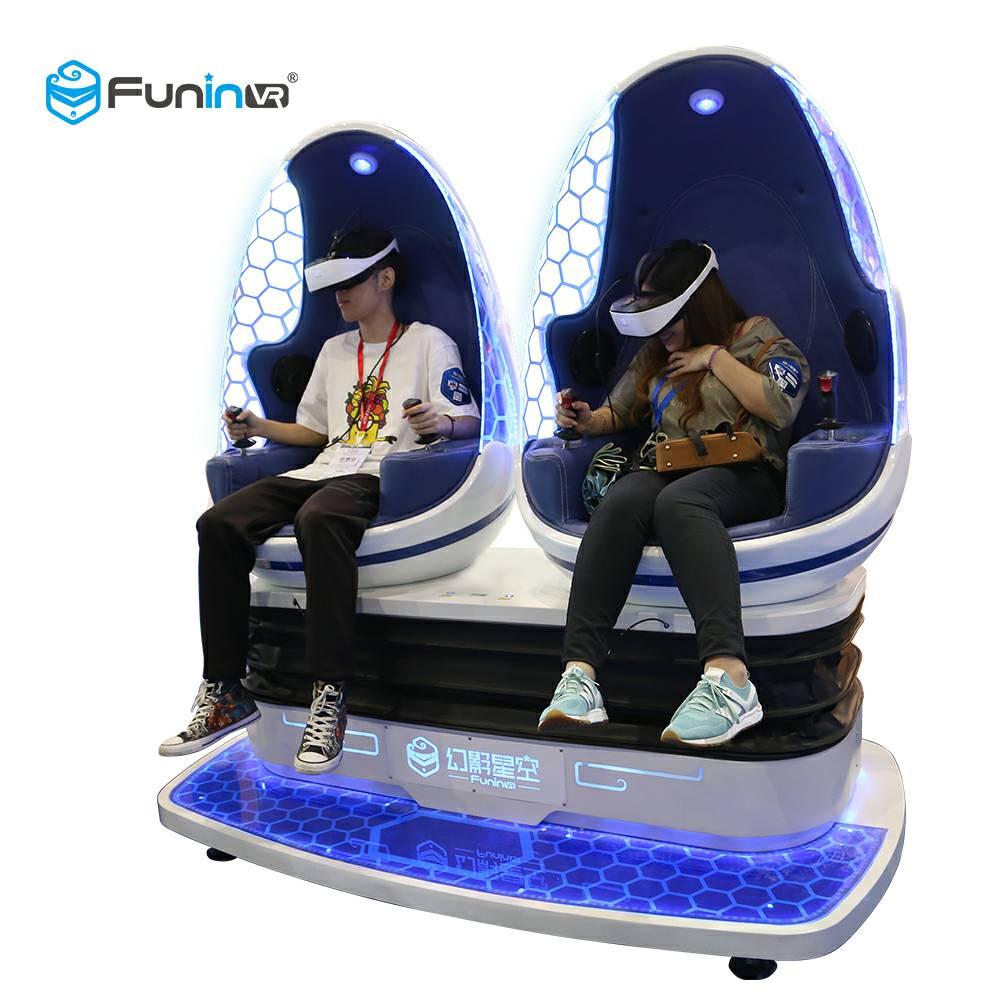 FuninVR 9D Virtual Reality egg VR Simulator