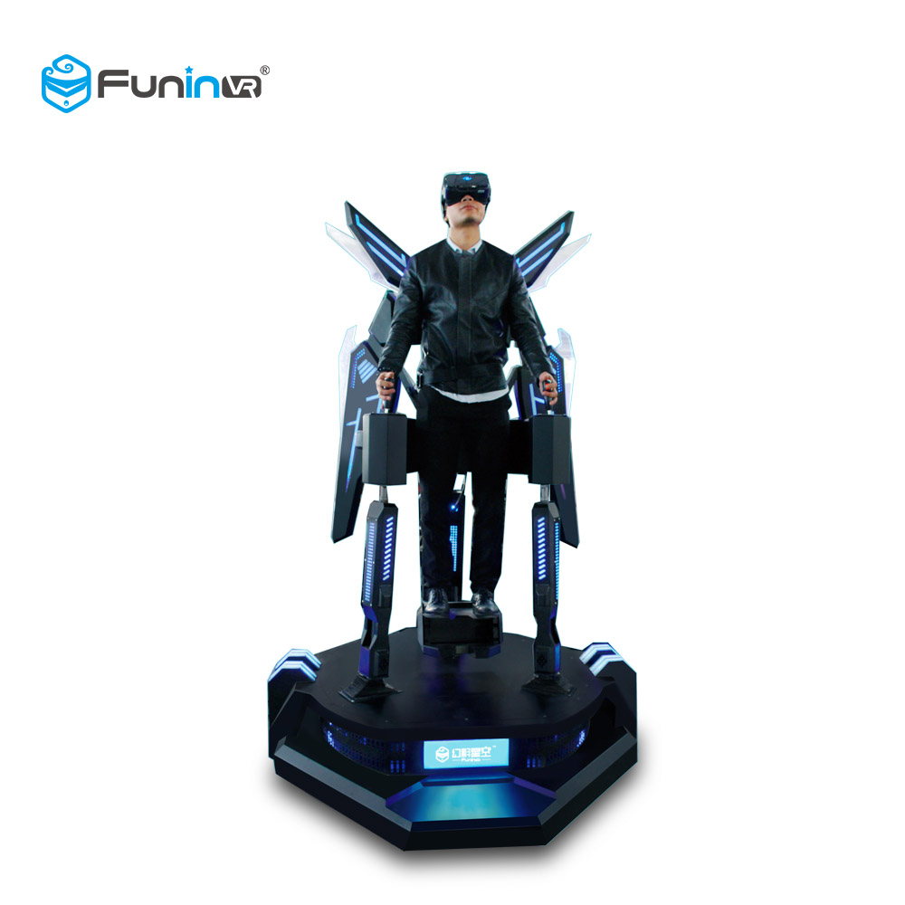 FuninVR 9D Virtual Reality Eagle Flight VR Game Machine