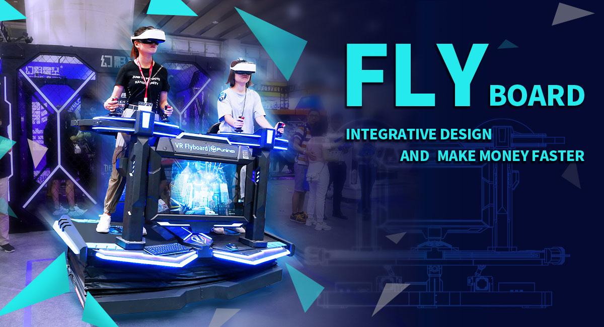 FuninVR Fly Board VR Simulator