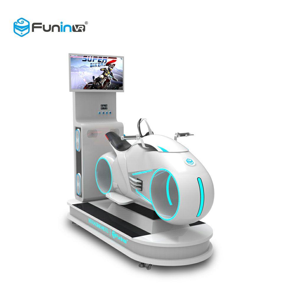 VR moto simulator2